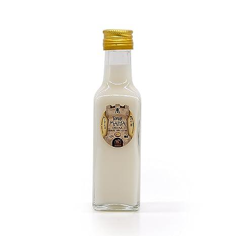 Botellita Miniatura de Licor de Crema de Arroz con Leche Torre María | botella Marasca