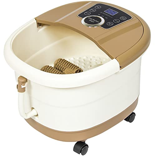 Best Choice Products Portable Foot Spa Bath Massager