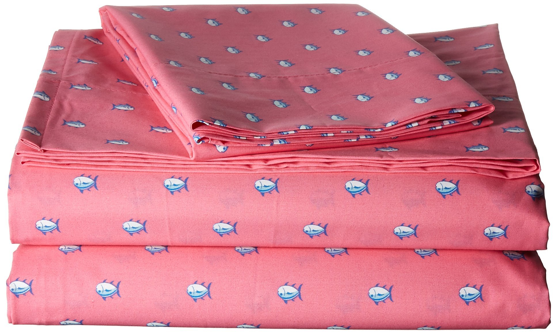 Southern Tide Printed Cotton Sheet by Southern Tide (Image #1)