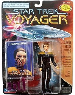 Star Trek Voyager The Vidiian 4 inch Action Figure