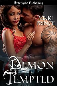 Demon Tempted (Karmic Lust Book 2)