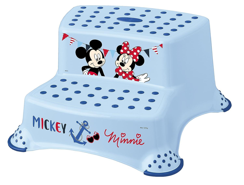 4er Set Z Disney Micky Maus : WC Aufsatz + Kindertopf + Hocker zweistufig +Windeleimer OKT Kids