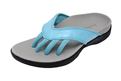 c80eeaf0b099 Amazon.com  Wellrox Women s Evo-Cloud 2 Turquoise Casual Sandal 11 ...