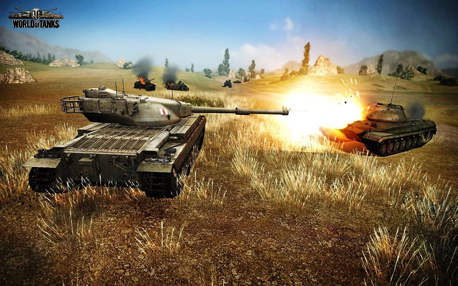 Amazon com: World of Tanks - Expert Pack [Online Game Code]: Video Games