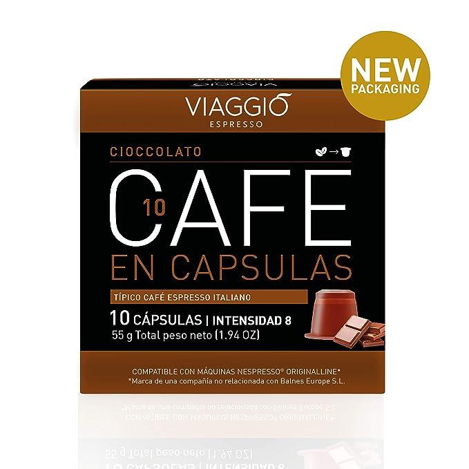 VIAGGIO ESPRESSO - 60 Cápsulas de Café Compatibles con Máquinas ...