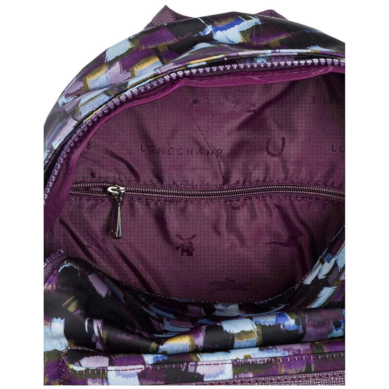 Longchamp Le Pliage mochilas mujer violine: Amazon.es: Zapatos y complementos