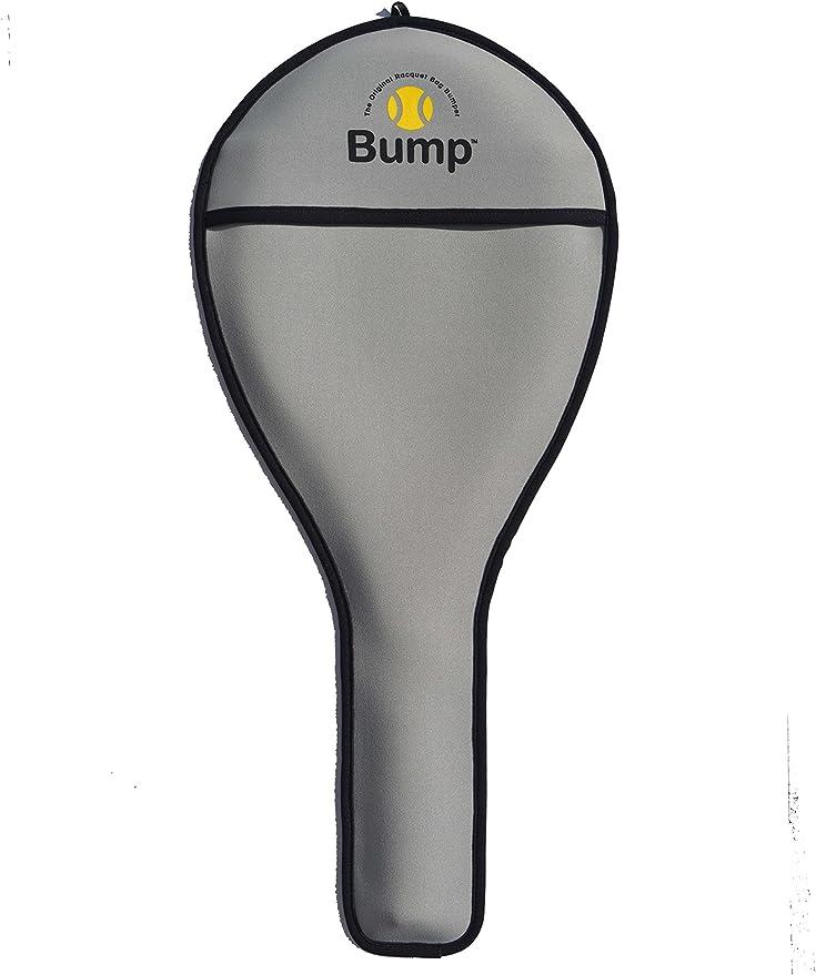 Amazon.com: Bump Raqueta de tenis bolsa Parachoques: Sports ...