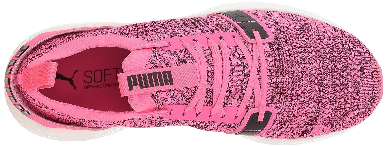 Puma - PUMA PUMA PUMA - Damen NRGY Neko Engineer Strickschuhe 37.5 EU Knockout Rosa Puma schwarz bdf87d