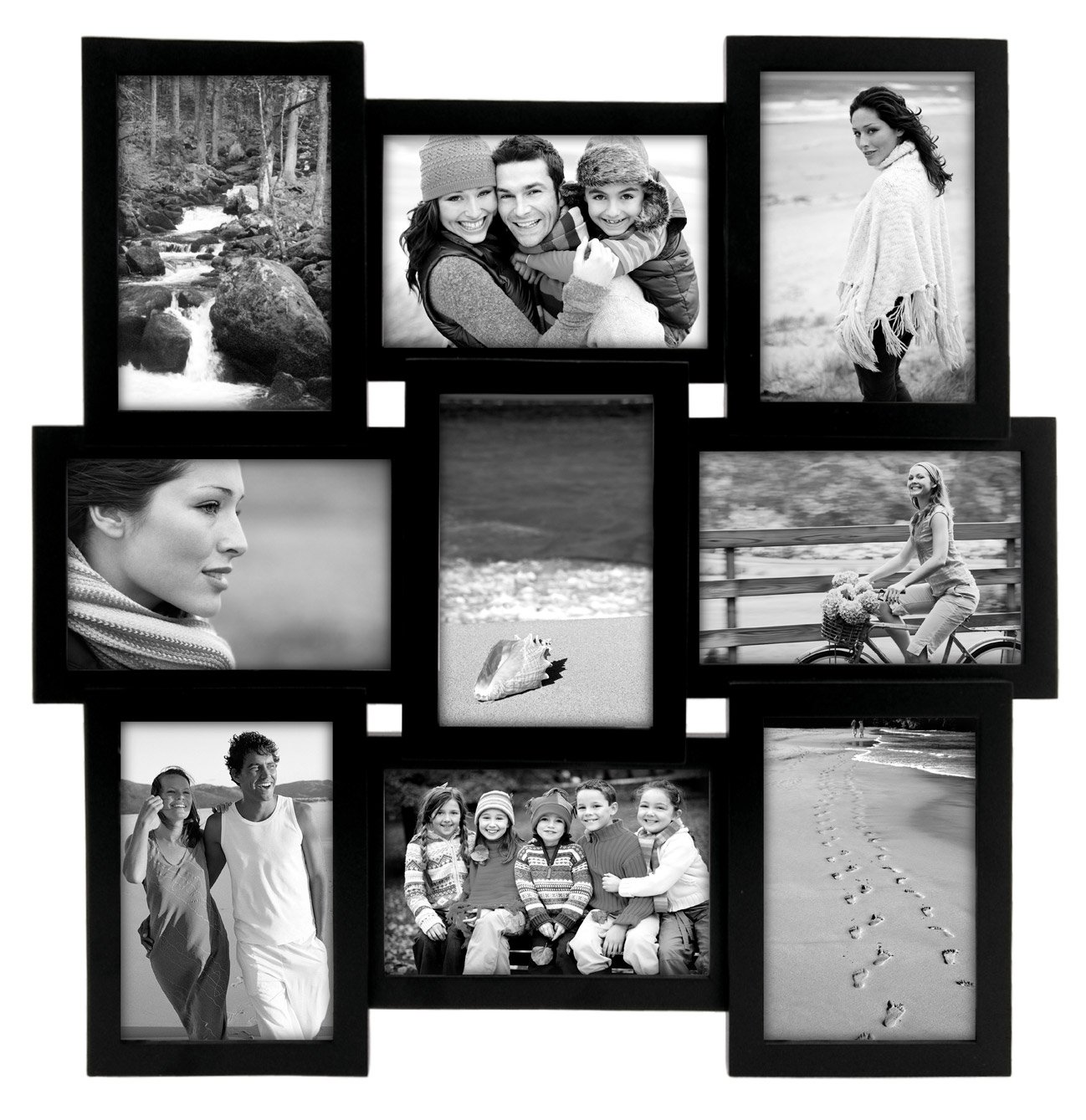 Large Collage Photo Frames