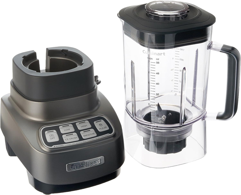 Cuisinart spb-650gm velocidad Ultra 1 HP licuadora, color gris: Amazon.es: Hogar