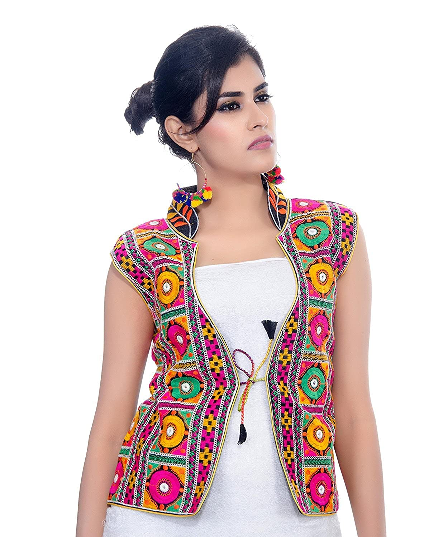 best womens ethnic jackets online