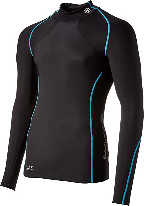 Shirts Hot Sale Skins A200 Long Sleeve Compression Top Long Sleeve Shirt Fitness Sport Shirt