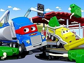 Amazon Com Watch Super Truck Of Car City Prime Video