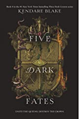 Five Dark Fates (Three Dark Crowns) Hardcover