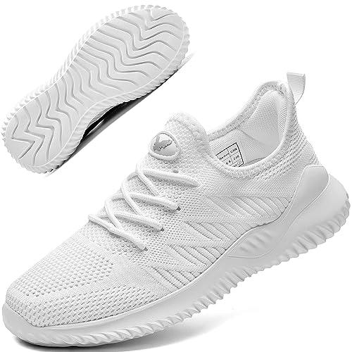M US 5.5-10 B Women Slip on Walking Shoes Lightweight Memory Foam Casual Tennis Running Sneakers