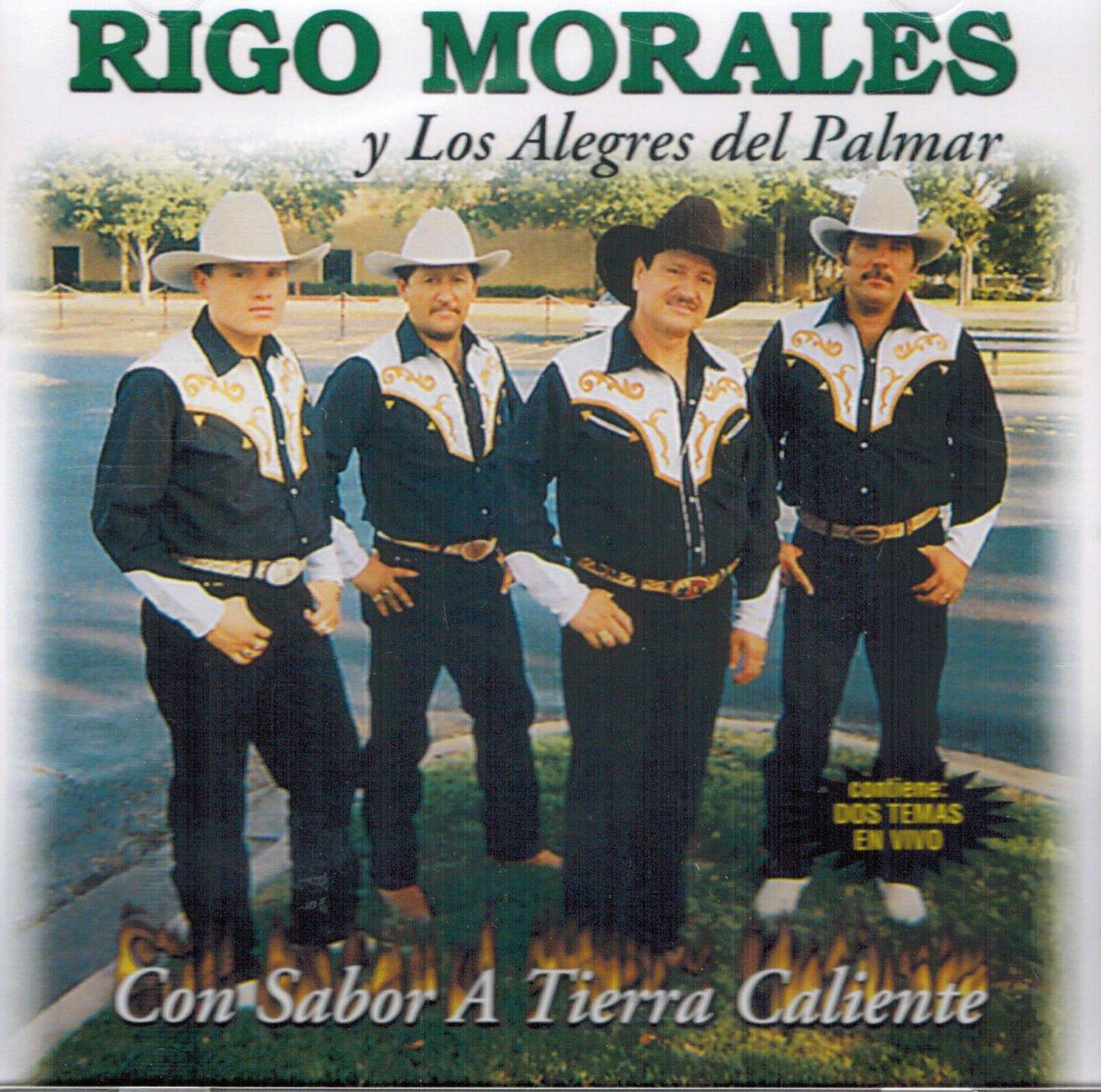 Rigo Morales (Con Sabor A Tierra Caliente) VAQ-1060