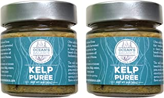 product image for Ocean Balance's Sea Kelp Purée w/ Lemon Juice – Packed with Vitamins & Minerals - Maine Coast Organic Kelp Seaweed, Organic Lemon Juice & Water – Great for All Plant Based Diets