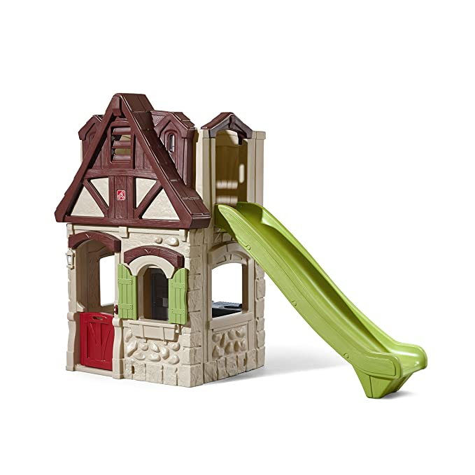 Step2 2-Story Play house & Slide