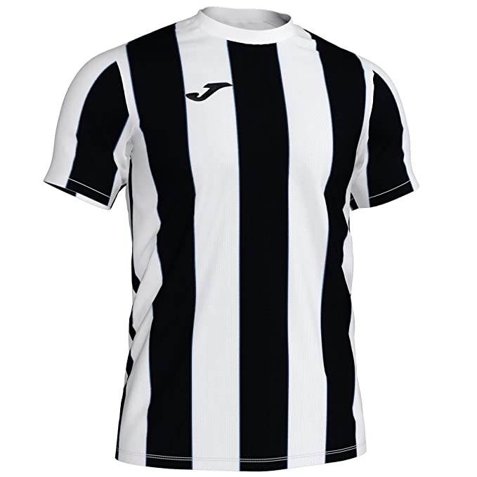 Joma Camiseta Inter, Color Blanco/Negro: Amazon.es: Deportes y ...