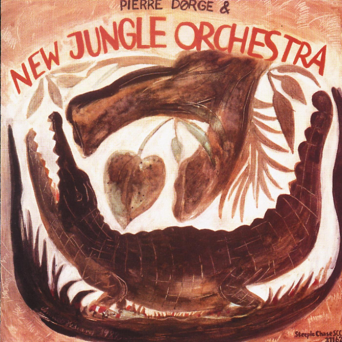 Sale Outlet ☆ Free Shipping Special Price Pierre Dorge's New Jungle Orchestra