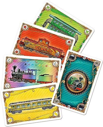 Asmodee – aventureros al Tren – Alemania, ave20, no precisa ...