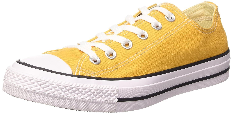 Converse Chuck Taylor All Star, Zapatillas Altas Unisex Adulto 44.5 EU|Amarillo