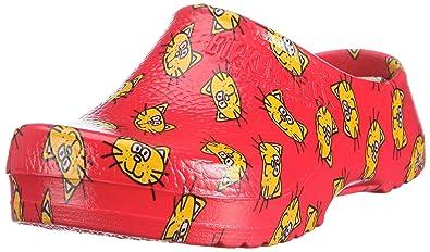 d30a2a057bc076 Birki SUPER BIRKI AS 68631 Unisex-Kinder Clogs   Pantoletten