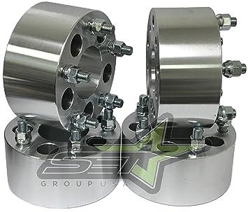 5 x 4,5 A 5 x 5 rueda adaptadores 3 cm de grosor –