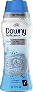 Downy Fresh Protect In-Wash Scent Booster Beads, Active Fresh, 14.8 Ounce