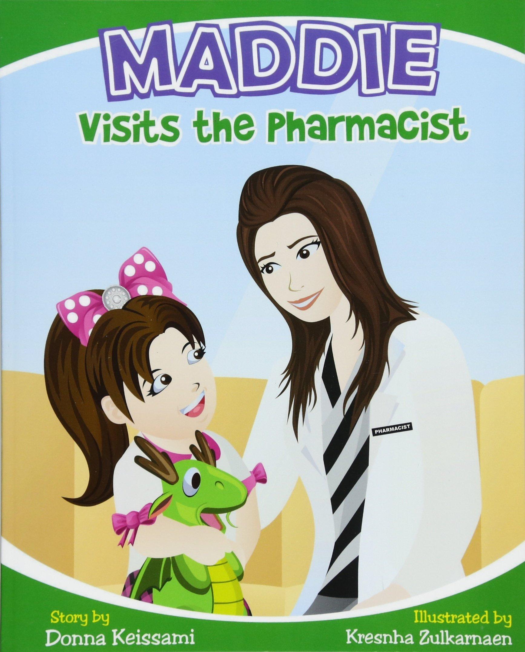 Download Maddie Visits the Pharmacist ebook