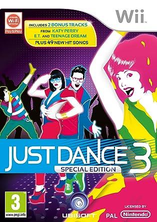 just dance til wii