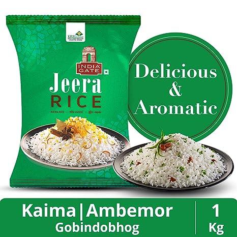 India Gate Jeera Rice, 1kg