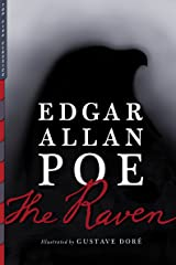 The Raven (Illustrated) (Top Five Classics Book 14) Kindle Edition