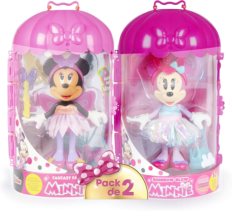 Monogram International 24594 color multi talla /única Disney-Minnie Mouse Juguete