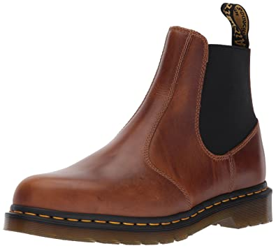 c41b3ac910f Dr. Martens Men s Hardy Butterscotch Chelsea Boot 7 Medium UK (8 ...