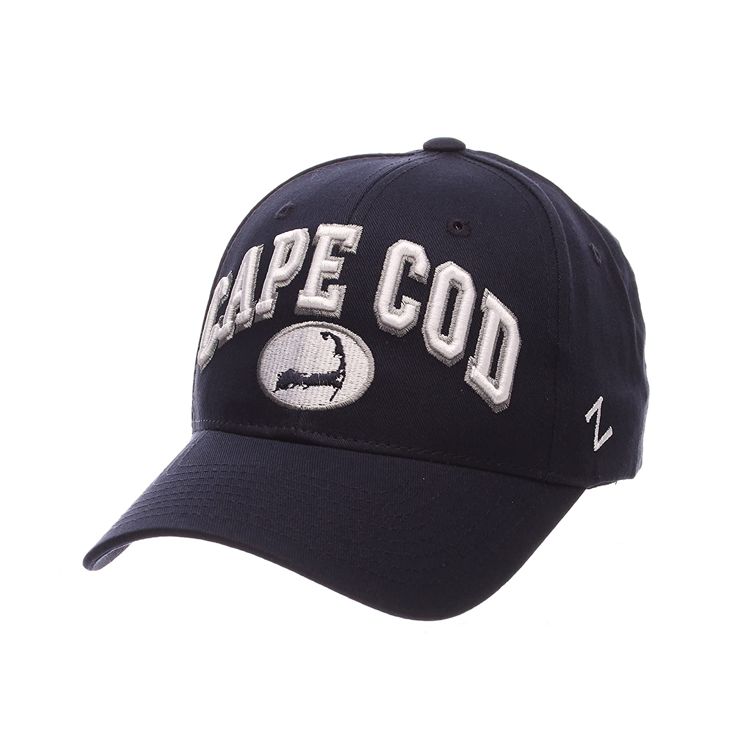 62e75e9d9b4 Amazon.com   ZHATS Cape Cod The Sport Relaxed Fit Snapback Cap - NCAA One  Size Adjustable Baseball Hat   Sports   Outdoors