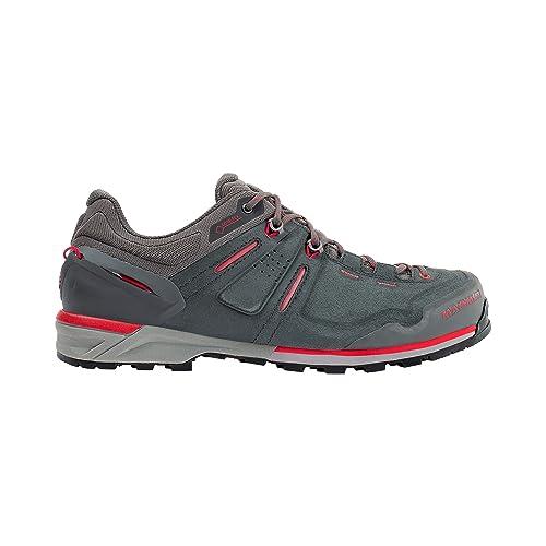 13b5de04 Mammut Men's's Alnasca GTX Low Rise Hiking Shoes, Grey (Graphite-Magma  00101)