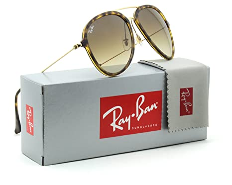 Image Unavailable. Image not available for. Color  Ray-Ban RB4298 Unisex  Pilot Gradient Sunglasses 710 51 ... 7977c40e74