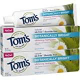 Tom's of Maine Botanically Bright - Spearmint - 2 pk