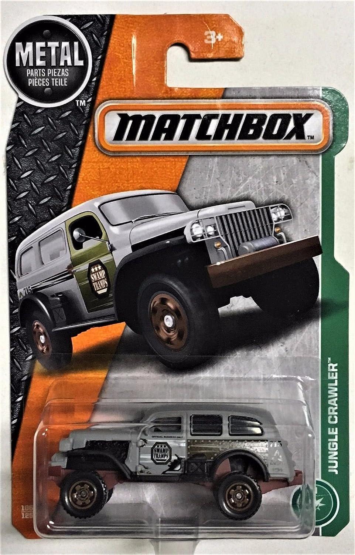 2017 Matchbox #106 Jungle Crawler MB Metal