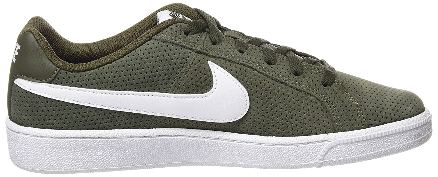 official photos 6265f adc3b Nike Court Royale Suede - Trainers, Men, Brown - (Cargo KhakiWhite), 39  Amazon.co.uk Shoes  Bags