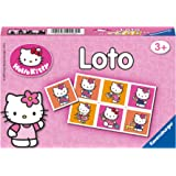 Ravensburger - 24464 - Jeu Éducatif et Scientifique - Loto Hello Kitty