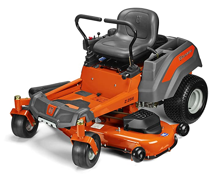 Husqvarna 967324101 V-Twin 724 cc Zero Turn Mower, 54