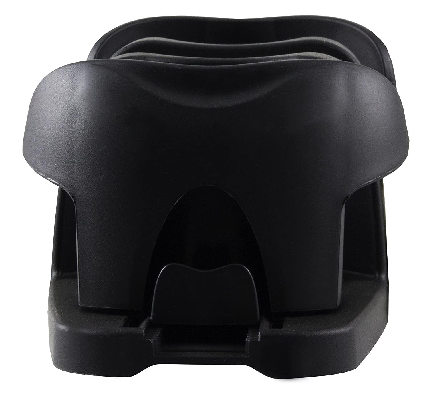 2002 2007 Compatible with Toyota Highlander Custom Fit Cup Holder Insert Dual Drink Cupholder