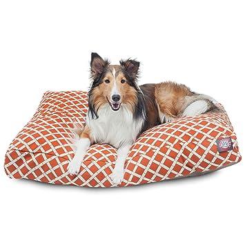 Amazon.com: Naranja rectángulo grande para interiores y ...