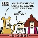 Official Dilbert 2010 Calendar (Calendar 2010)
