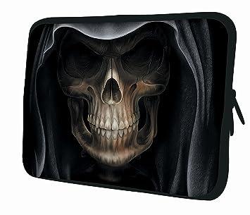 LUXBURG® 17,3 Pulgadas Bolso con diseño, Funda en Neopreno para Ordenador Portátil Tablet: Amazon.es: Electrónica