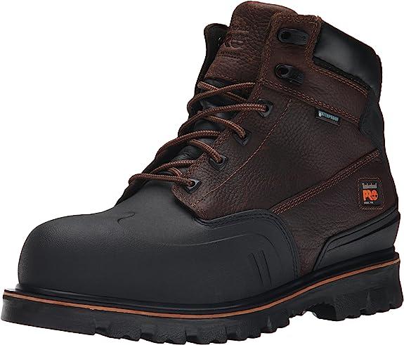 4. Timberland PRO Men's Rigmaster XT Steel Toe Nonslip Work Boot