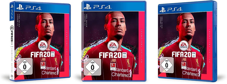 FIFA 20 - Champions Edition - PlayStation 4 [Importación alemana ...