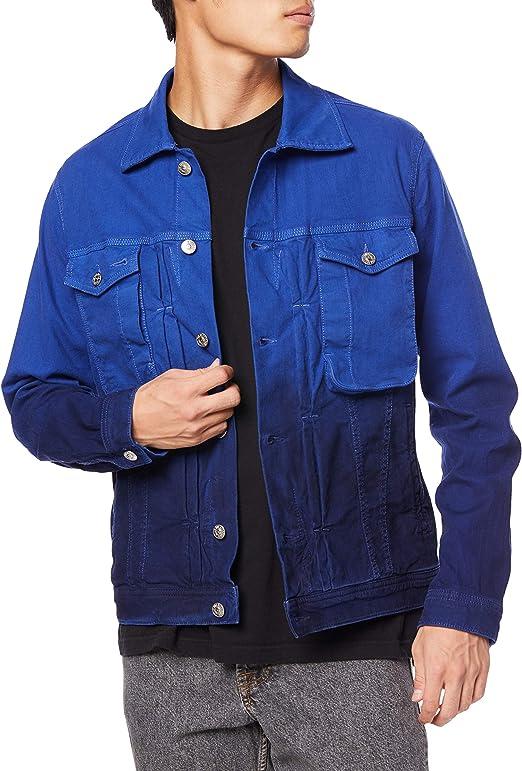 (ディーゼル) DIESEL メンズ ジャケット デニム ジョグジーンズ A002450GAZN